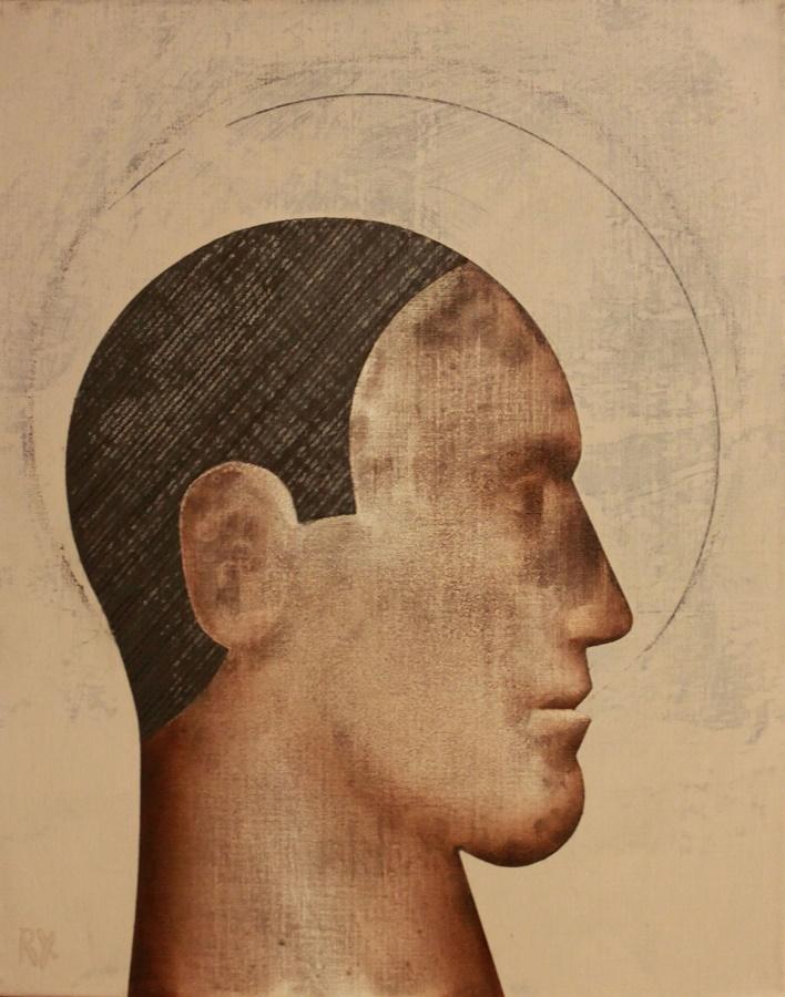 Pintura-chilena-de-Ricardo-Yrarrázaval-sin-título