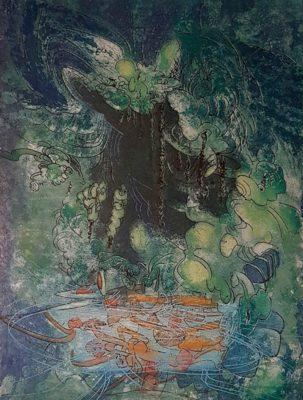 Obras-de-Roberto-Matta-Serie-Hommere-leautre